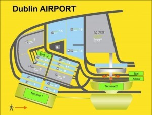 Airport Zone 12 Map